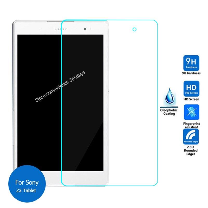 Для Sony Xperia Z3 Tablet Compact закаленное стекло Защита экрана 2,5 9h защитная пленка на SGP611 SGP621 SGP 611 621