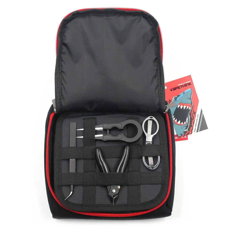 Vapethink Waterproof Case Ecig Electronic Cigarette Holder Ecig Bag Vape Bag Mod Tank Atomizer Liquid Ejuice Vapor Case Bag enlarge