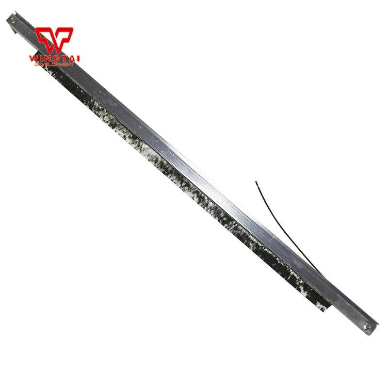 Carbon Fiber Anti-static Brush For Plastic Film Removing Electrostatic(460X400mm )