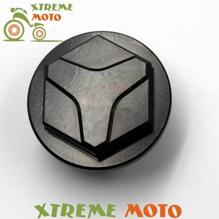 CNC Billet Rear Brake Cylinder Fluid Reservoir Cap For KTM SX EXC EXC SXF EXCF 125 144 150 200 250 350 400 450 500 525 Motocross