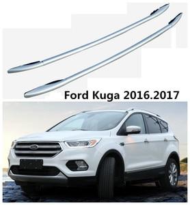 Roof Rack For Ford Kuga 2016 2017 2018 2019 High Quality Rails Bar Luggage Carrier Bars top bar Racks Rail Boxes