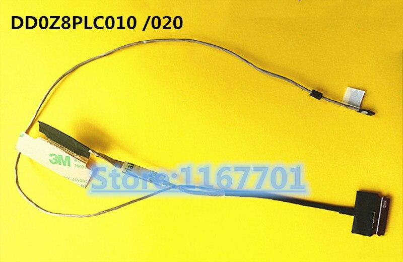 Nuevo portátil/portátil Original LCD/LED/cable LVDS para Acer Aspire A114 A114-31 A314 A314-31 DD0Z8PLC000 DD0Z8PLC010 DD0Z8PLC020