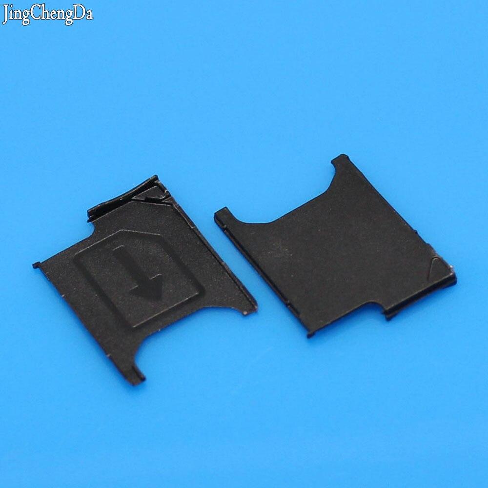 JCD, Micro soporte para tarjeta Sim, reemplazo de bandeja de ranura, pieza para Sony Xperia Z2
