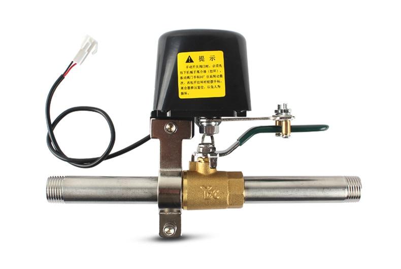 Газовый манипулятор 1/2 управления клапаном для сада, таймеры для отключения воды, Электрический автоматический манипулятор для орошения, в...