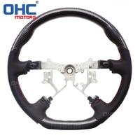 Real Carbon Fiber Steering Wheel for Toyota Prado 2003-2009