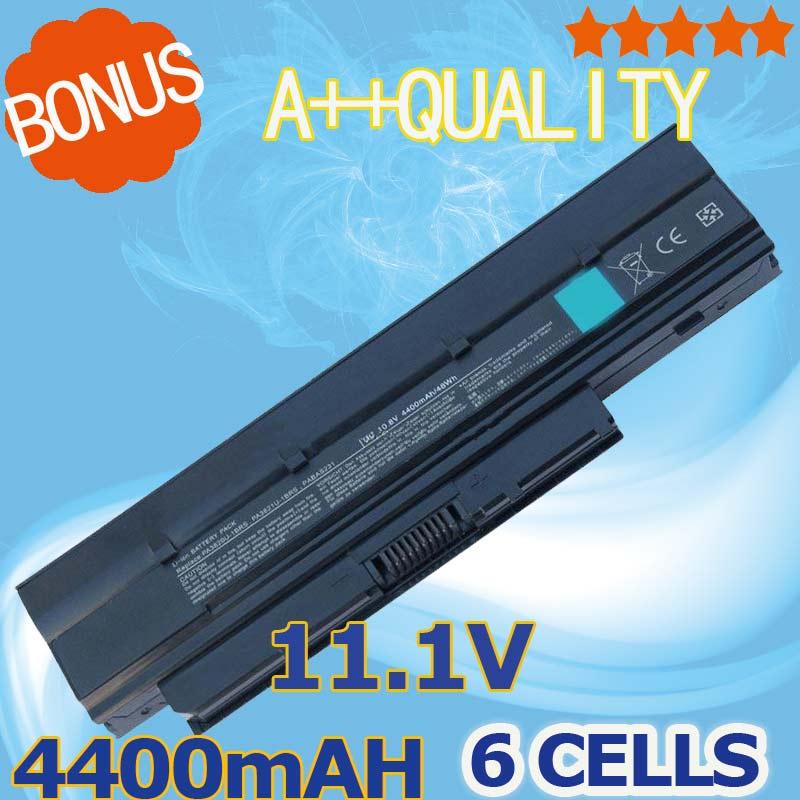 Laptop battery for toshiba PA3820U-1BRS PA3821U-1BRS PABAS231 PABAS232 Mini NB500 NB505 Satellite T210 T215D T230 T235