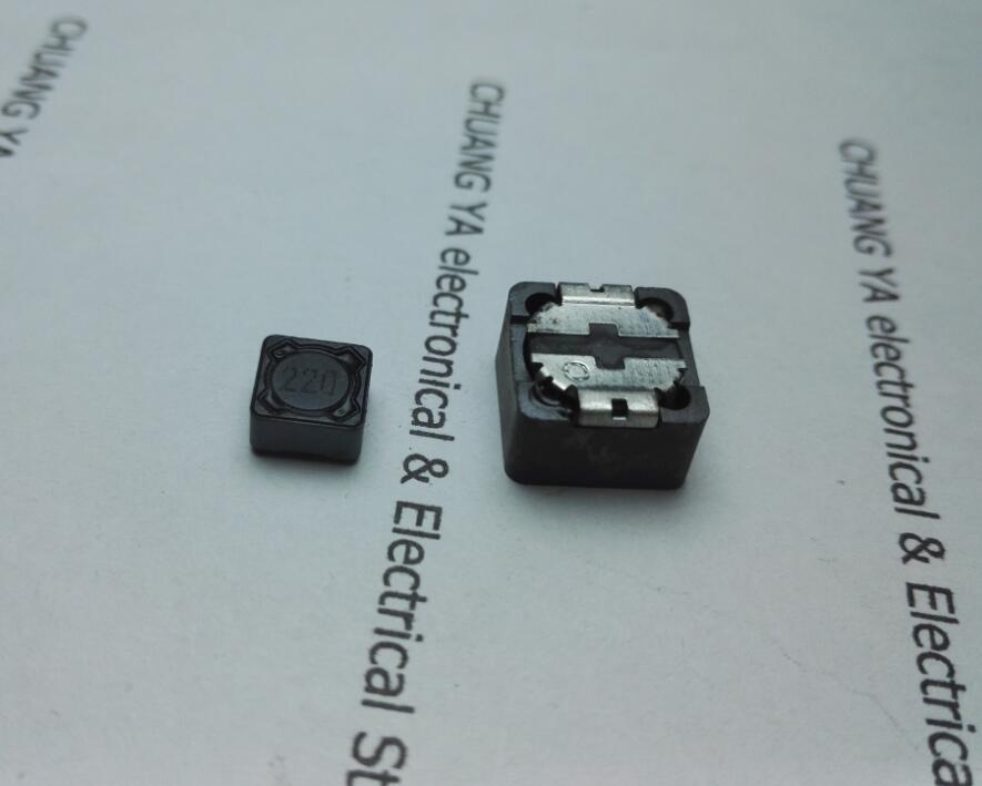 CDRH127R 12*12*7mm 4.7UH 6.8UH 10UH 22UH 33UH 47UH 56UH 68UH 100UH 150UH 330UH 470UH apantallado inductores de potencia SMD/chip