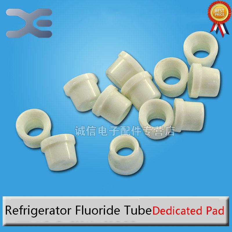20 pçs geladeira flúor tubo selo adicionar flúor esteira refrigerador tubo dedicado