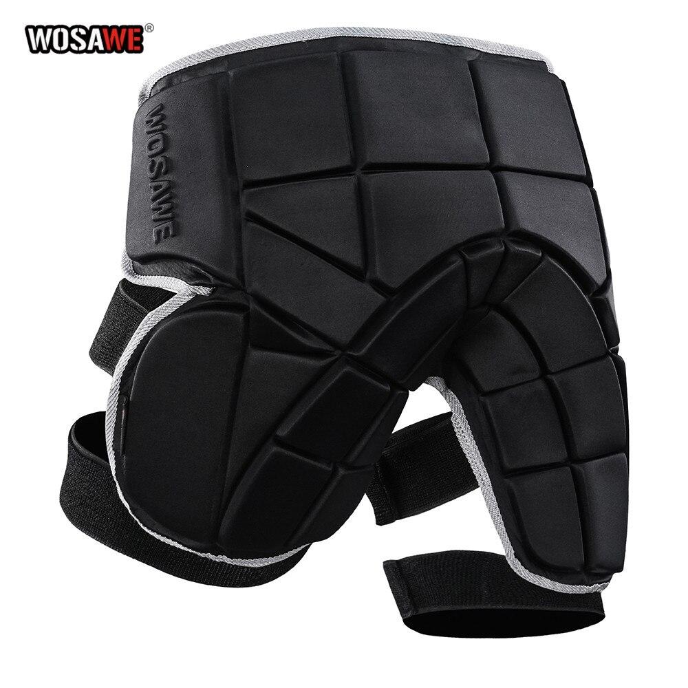 WOSAWE шорты для мотокросса, защита для мотоциклистов, защита для мотоциклистов, защитное снаряжение, штаны для мотоциклистов, защита для ката...