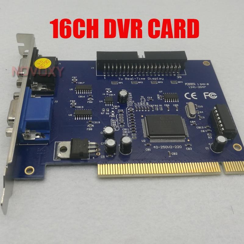 V250B tarjeta dvr para cctv sistema de pc tarjeta de captura de vídeo PAL/NTSC MPEG-4 de compresión tarjeta CCTV DVR envío gratis