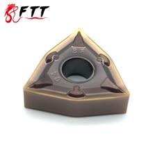 WNMG080404 BF VP15TF H Carbide insert External Turning Tools High quality Lathe cutter CNC tool