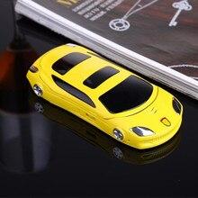 Téléphone de voiture Newmind F15 téléphone à rabat avec caméra double SIM lumière LED 1.8 pouces écran téléphone portable de voiture de luxe (peut ajouter le clavier russe)