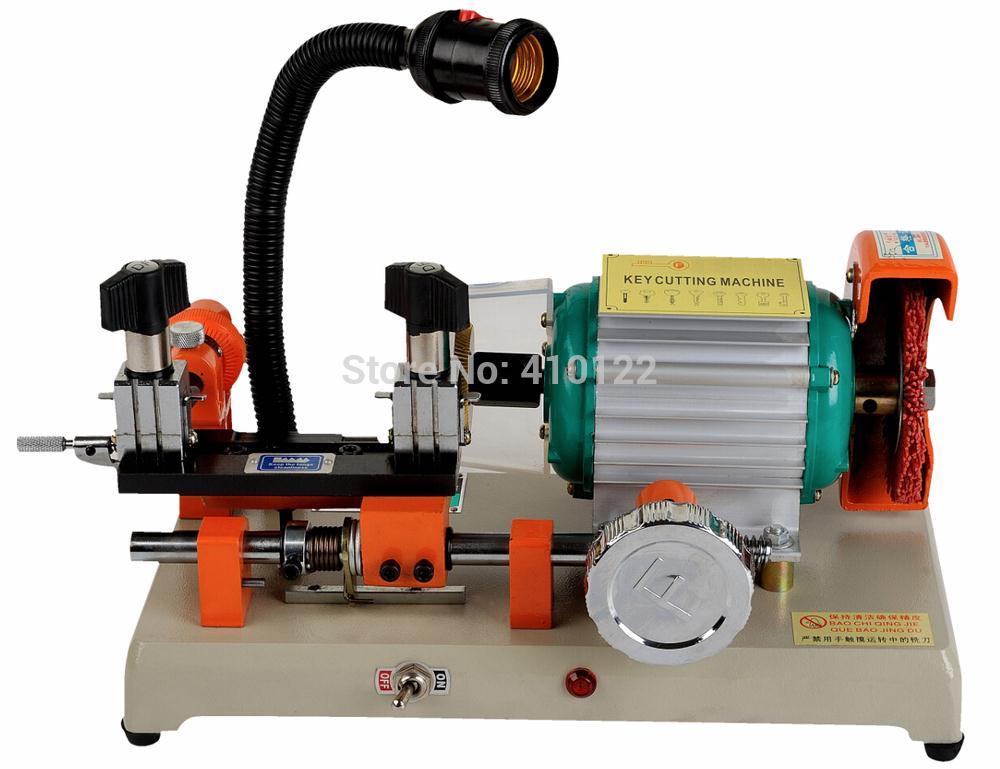 110 volt or 220v Car Key Cutting Machine For Sale Locksmith Lock Pick Set Open Car Door Lock Opening Opener Tools Parts