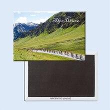 Alpe dHuez aimants réfrigérateur français 21636 célèbre station de ski