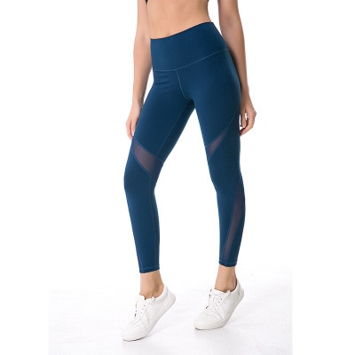 Pantalones de yoga leggings deportivos calzas sin costuras para mujer cintura elástica gimnasio cintura alta leggins Z18030 Deporte Mujer fitness gym shark