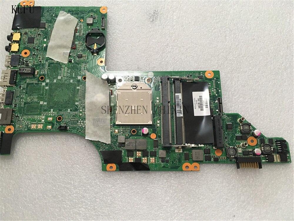 For hp Pavilion DV6 DV6-3000 laptop motherboard 595135-001 Mainboard test good