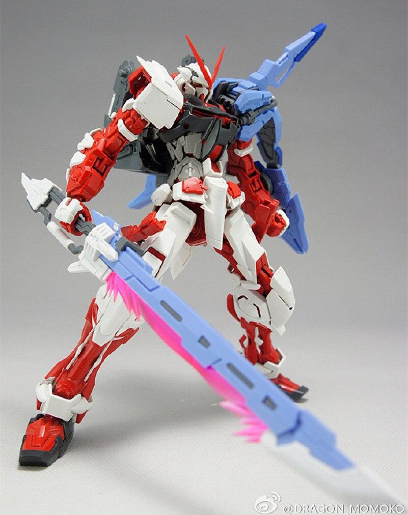 Envío Gratis Dragon momoko arma equipo espada huelga 2,0 por Bandai Daban TT MG RM GAT-X105 huelga Gundam