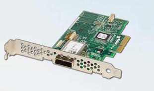 RaidStorage Adaptec RAID 1045 P/N 2259500-R ASC-1405 4-Port 3 Gb/s SAS Controlador PCIe Cartão