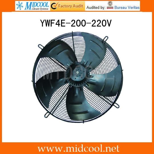 محوري مروحة المحركات YWF4E-200-220V