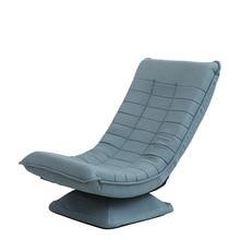 360 degrés pivotant vidéo Rocker chaise de jeu chaise dangle réglable plié chaise de plancher meubles de salon conception ergonomique