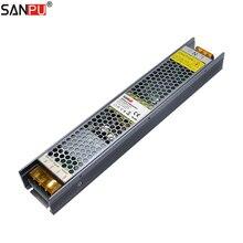 SANPU 12 V Dimmable alimentation LED alimentation 250 W 20A 12VDC tension constante LED pilote 0-10 V Traic SCR 220 V-12 V transformateur CRS250-H1V12