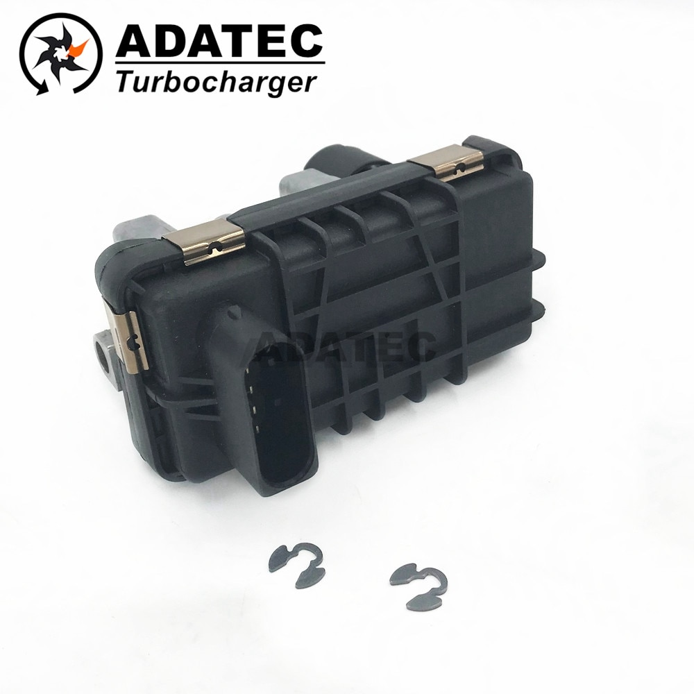 Turbo actuador eléctrico G-98 G-098 G98 turbocompresor electrónicos válvula de descarga 767649 Hella 6NW009550 de 6NW-009-550 para Audi A4