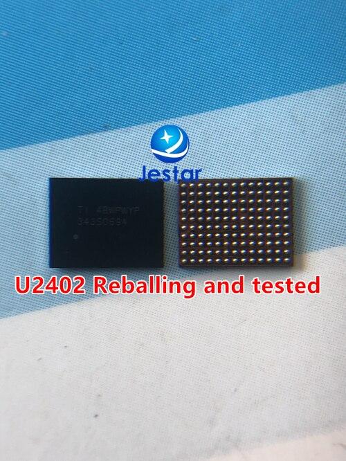5 uds. 10 Uds. 20 Uds. U2402 343S0694 touch ic para iphone 6 6plus bolas reballing usadas probadas