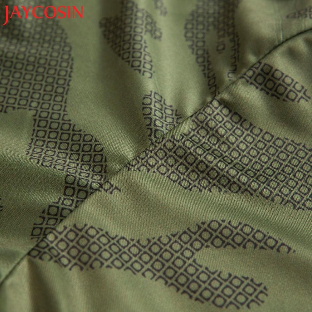 men shirt  Casual Camouflage Print O Neck Pullover Short  men shirt short 0705