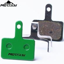 Bicycle Ceramics Disc Brake pad for SHIMANO M375 M415 M416 M445 M446 M465 M475 M485 M487 M87 M495 M501 M525 M575 Bike Disc Brake