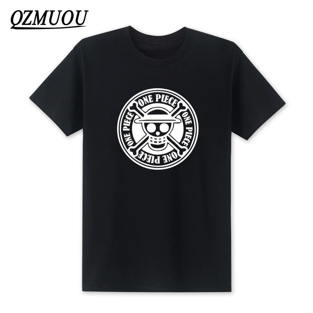 Camiseta Chopper de dibujos animados para Hombre, ropa de algodón de manga...