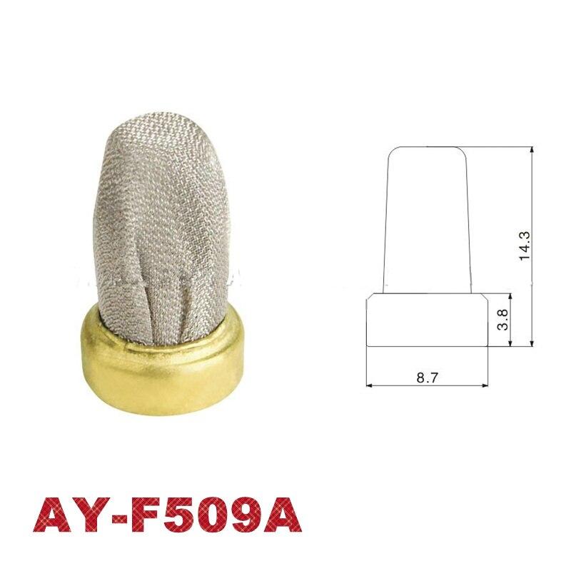10 шт. оптовая продажа дизельный топливный насос инжектор микрофильтр металлическая сетка наивысшего качества для hyundai Kia для AY-F509A