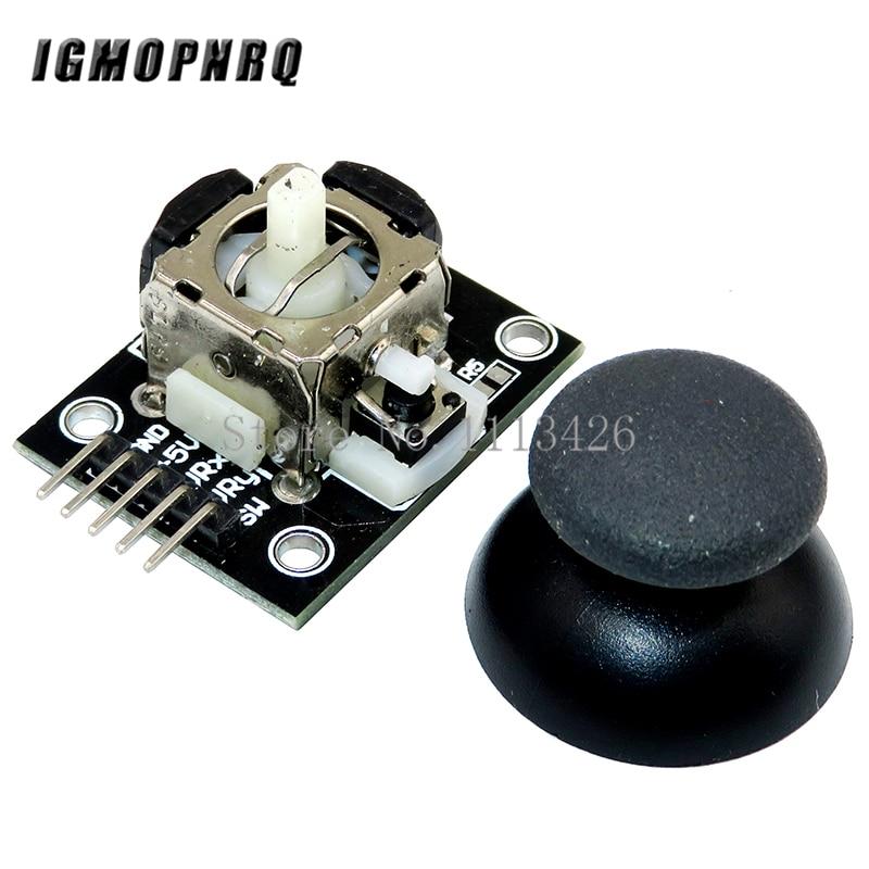10PCS/LOT Dual-axis XY Joystick Module KY-023