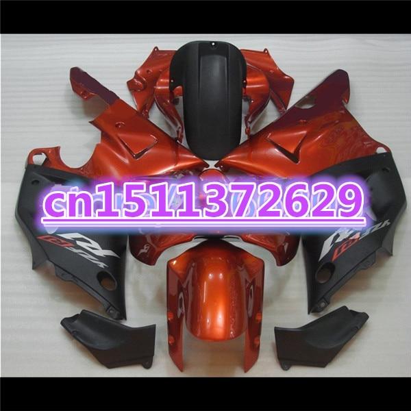 ABS هدية مجموعة ل YZFR1 98-99 YZF1000 1998 1999 R1 البرتقال الأسود YZF R1 98 99 YZF1000 98 99 البلاستيك عدة