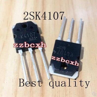 5PCS/LOT New original 2SK4107 K4107 TO-3P 15A 500V