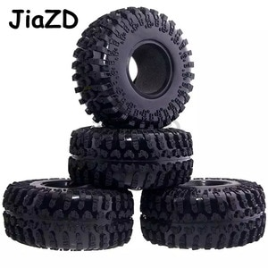 4 шт./лот, гусеничная шина 2,2 дюйма, шина для скалолазания с губчатым вкладышем, 128 мм, запасные части для радиоуправляемых моделей автомобиле...