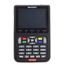 Ibravebox V8 Finder Hd Dvb-S2 Digital Satellite Finder High Definition Sat Finder Dvb S2 Satellite Meter 1080P(Us Plug)