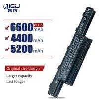 jigu laptop battery for acer travelmate 5560g 7750z as10d75 v3 5742 5741 p243 5741g 5551g as10d61 8400 8472 8472g 8472t 8473