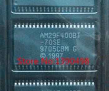 Envío Gratis AM29F400BT-70SE AM29F400BT AM29F400 29F400 SOP44 50 unids/lote 100% nuevo