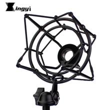 Metalen Spider Microfoon Shock Mount Microfoon Standhouder Shockmount Voor Samson C01U Pro C01 CO3 C03U CL7 CL8 Condensator Microfoons
