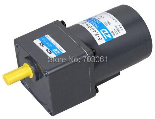 40 W AC engranaje de reducción de motores 50 HZ 220 V 200 K Micro motor