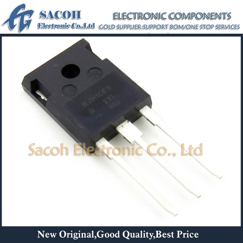 Free Shipping 10Pcs RJH1CF5RDPQ-80 RJH1CF5RDPQ RJH1CF5 RJH1CF4RDPQ RJH1CF4 TO-247 50A 1200V Power IGBT
