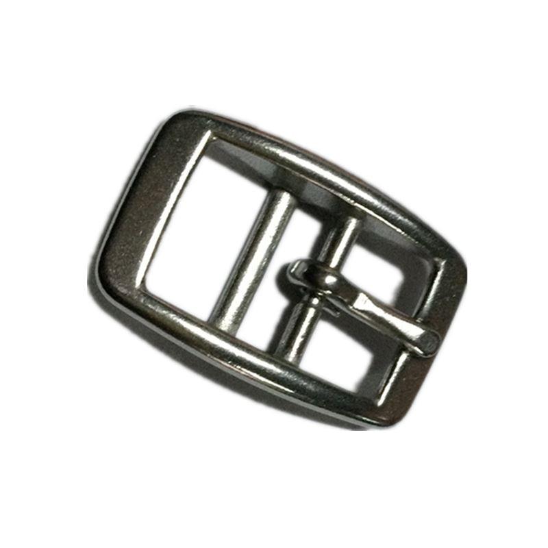 Edelstahl Schnalle Verstellbaren Riemen Schnalle Doppel Bar Schnallen Für Tasche Leder 17mm 20mm Innere Breite 10 stücke pro Packung
