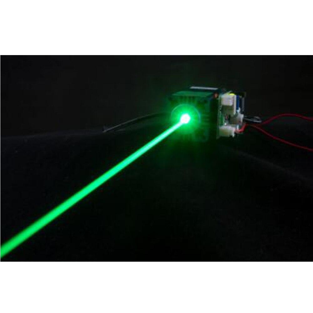 100/150mW 1W 488/520/525nm Green Laser Module / Blue Green Laser
