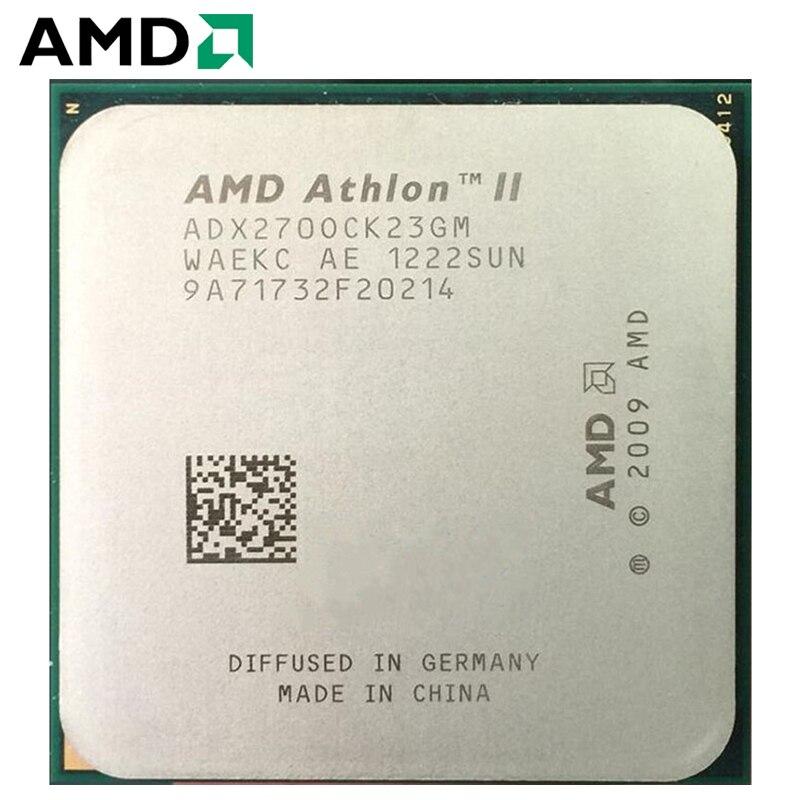 Procesador de CPU AMD Athlon II X2 270, 65W, 3,4 GHz, 938...