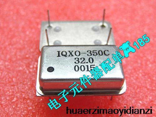 In kommerziellen oszillator frequenz detektor IQXO-350C IQXO-350c-32,0 32m 32MHZ rechteckigen vier füße In Lager