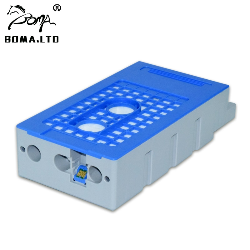 BOMA.LTD High Quality Maintenance Tank Box For EPSON Surecolor T3070 T5070 T7070 T5080 T3080 Printer Waste ink