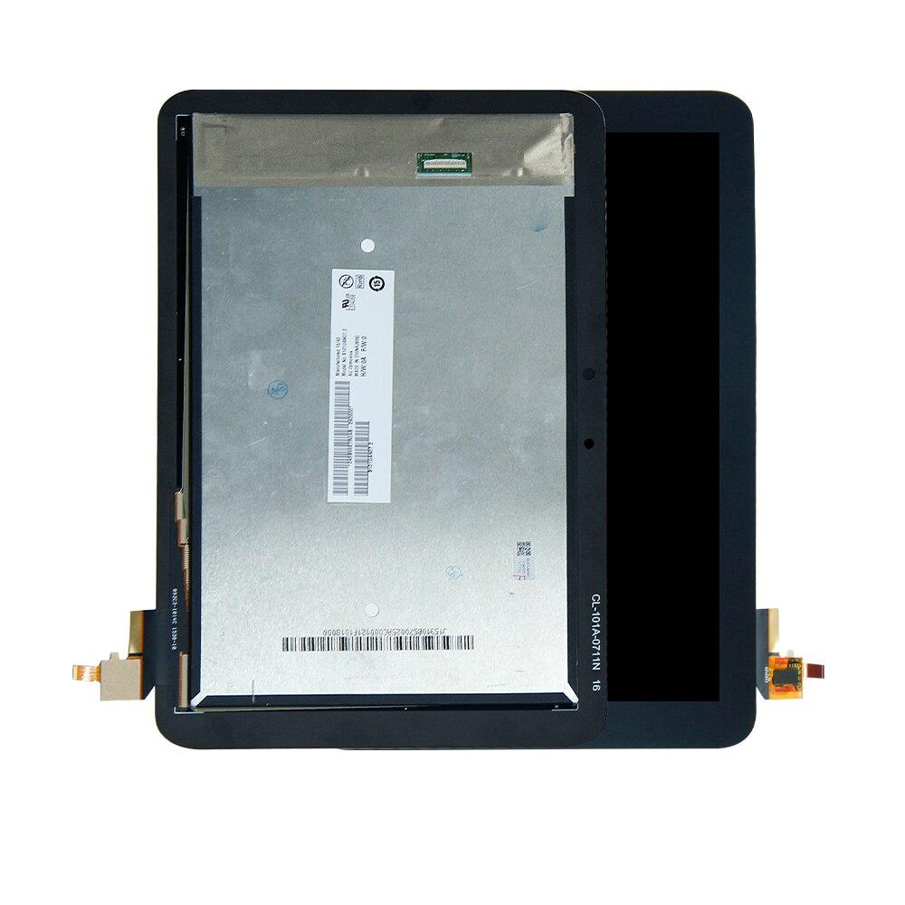 Para Verizon Wireless elipsis 10 QTAIR7 LCD pantalla táctil montaje