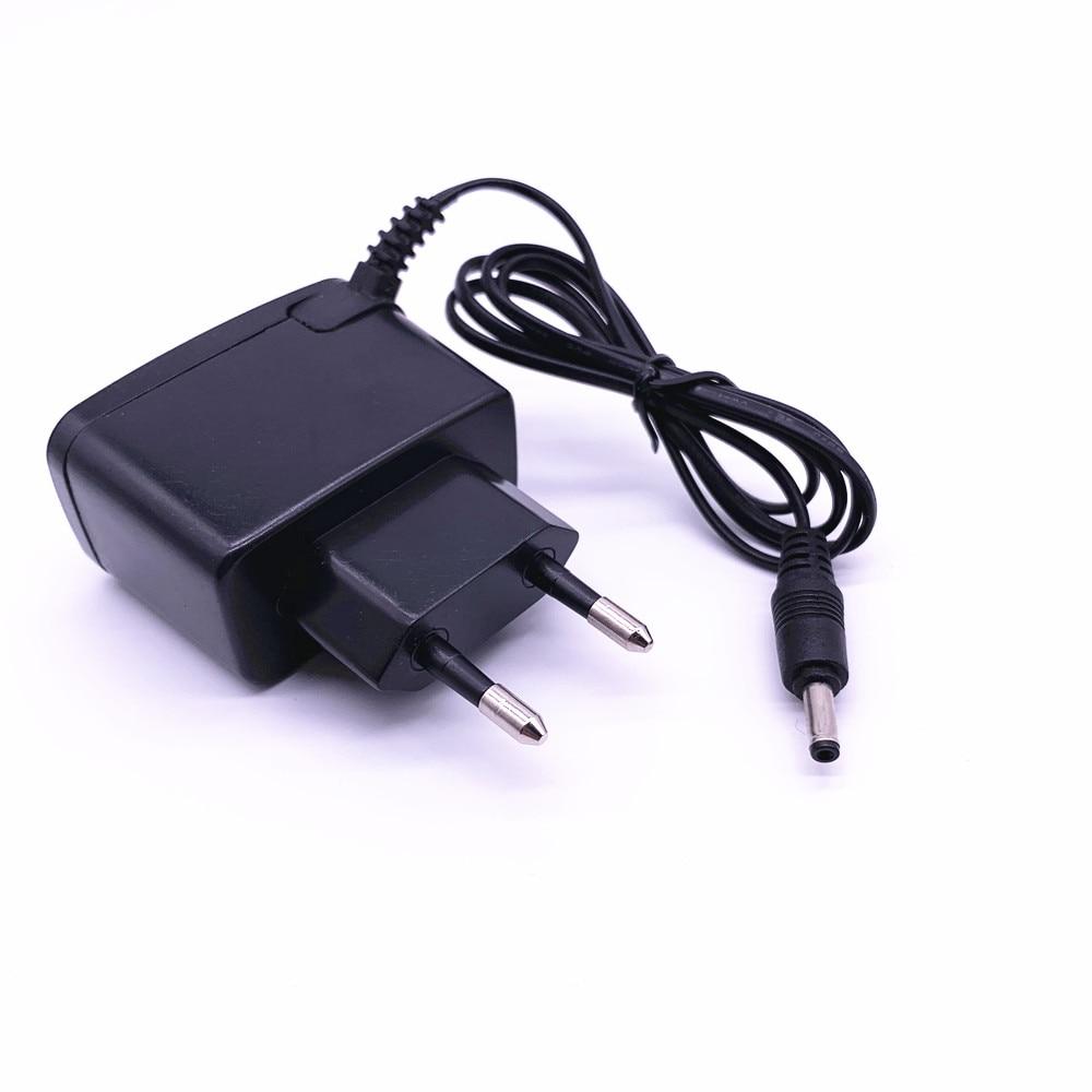 Штепсельная Вилка европейского стандарта, зарядное устройство переменного тока для Nokia 3310 3315 3330 3410 3150 3610 3510i 3660 2526 2650 2652