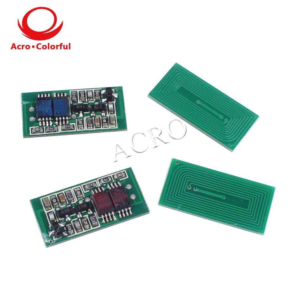 Puce de toner pour Ricoh SindoRICOH Aficio MP-C4000 MP C5000 ASIA EUR imprimante laser cartouche de réinitialisation