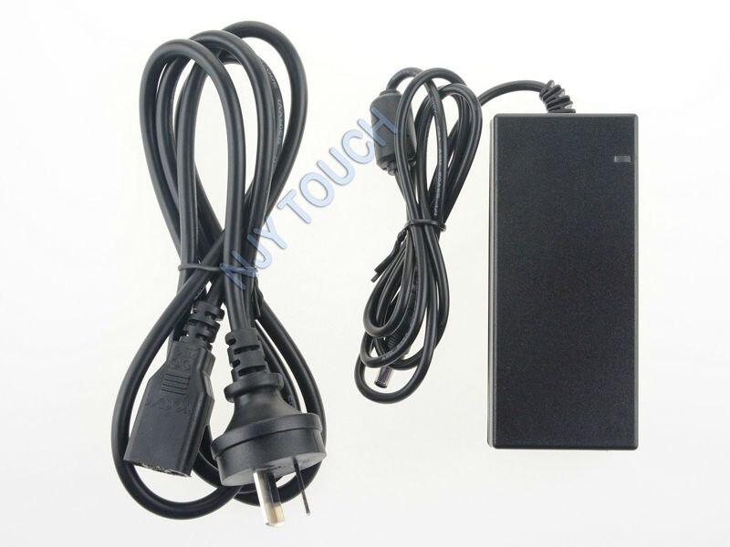 Nuevo 100-240V CA a 12V 4A CC 5,5x2,5mm adaptador de fuente de alimentación de conmutación enchufe AU
